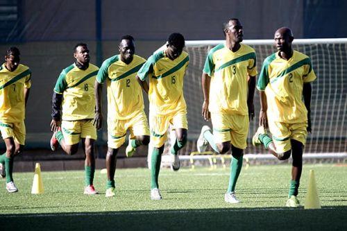 الدوري السوداني تعادل مريخ نيالا و الرابطة بدون اهداف<br />