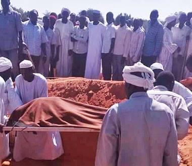 مقتل 5 مزارعين بينهم عمدة في مواجهات عنيفة ..!