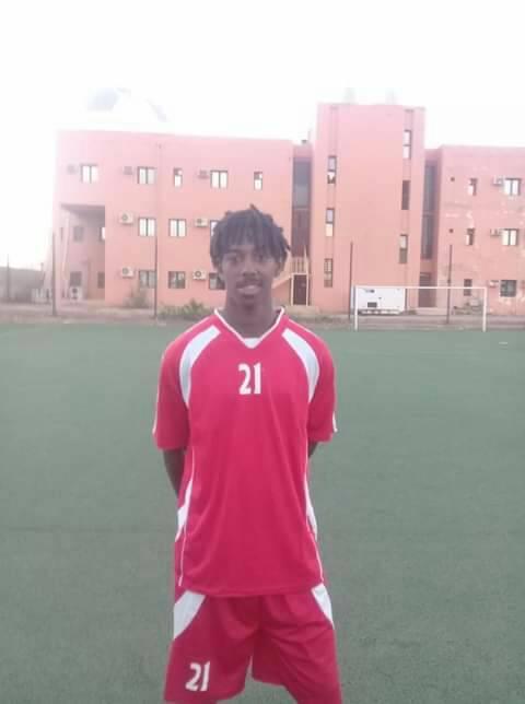 نجم المنتخب الاولمبي طيفور يقود السودان ضد نيجيريا