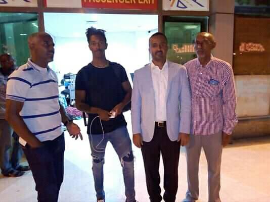 الامريكي طيفور في الخرطوم لقيادة منتخب السودان
