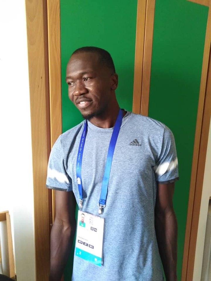 ابطال العاب القوى يصلون المغرب للمشاركة في بطولة كل الألعاب الأفريقية