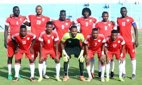 """""""20"""" لاعبًا في قائمة منتخب السودان لتصفيات كأس العالم بقطر"""