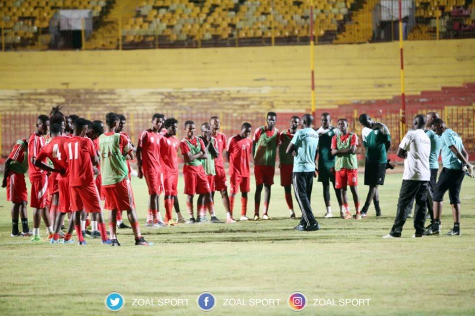 معتصم خالد يعلن تشكيلة المنتخب الاولمبي لمواجهة نيجيريا