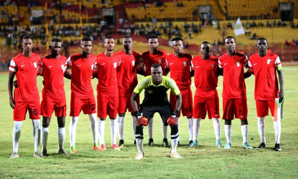 اولمبي السودان يكسب نيجيريا بهدف ولاء الدين