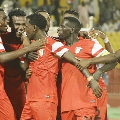 نيجيريا تحدد موعد جولة الاياب للاولمبي