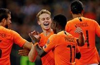 هولندا تكتسح المانيا برباعية في تصفيات يورو2020