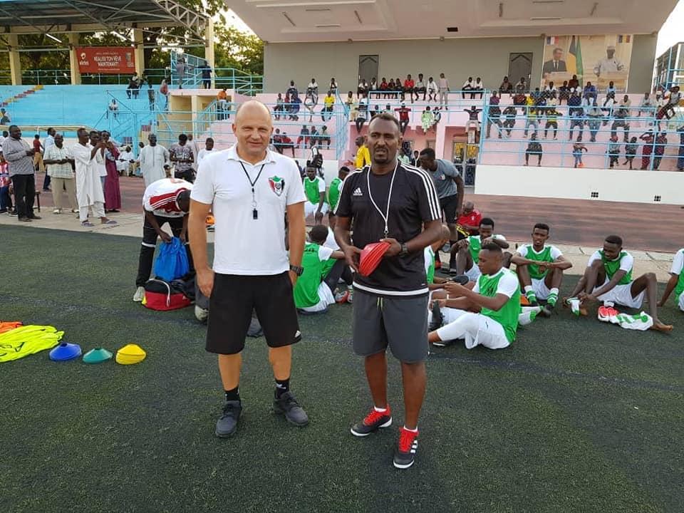 مدرب المنتخب العقرب افضل لاعب في السودان ولهذا ابعدته مع شيبوب