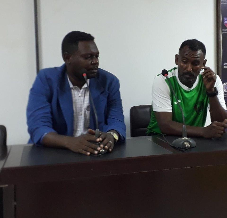 المعلم يعد بمنتخب سوداني مميز يحقق الانجازات
