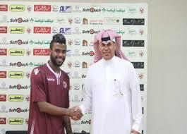 لاعب سوداني ينضم للفيصلي السعودي