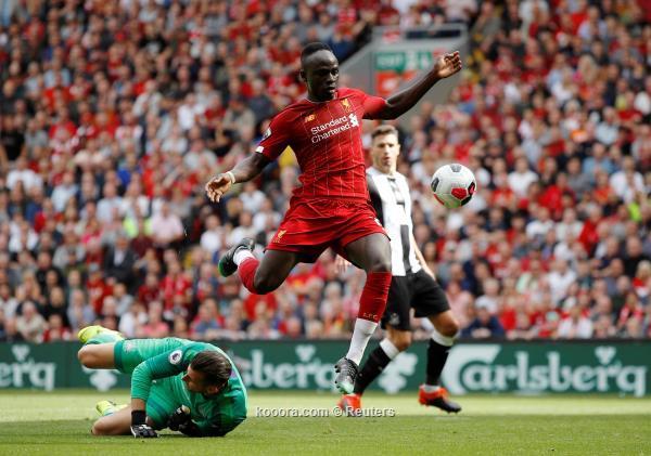 ليفربول يفتح خطا مع لاعبه ماني لتجديد عقده