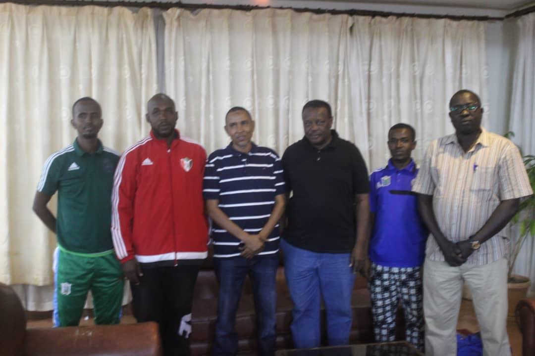 المنتخب الوطني الأول ينازل التنزاني بالملعب الوطني مساء الأحد
