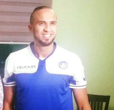 الجزائري يحتد مع صلاح ادم بقوة ويخرج غاضبا من المران