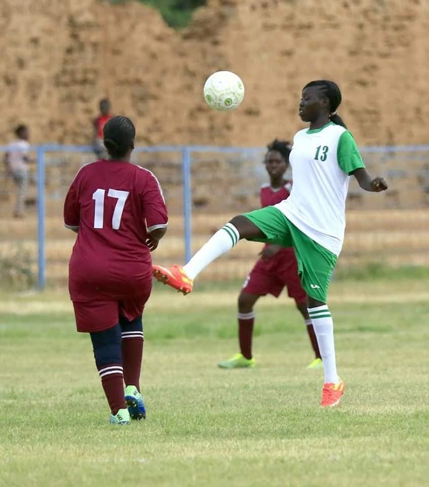 العباسية تهزم الكرك بثلاثة اهداف في كرة القدم النسائية