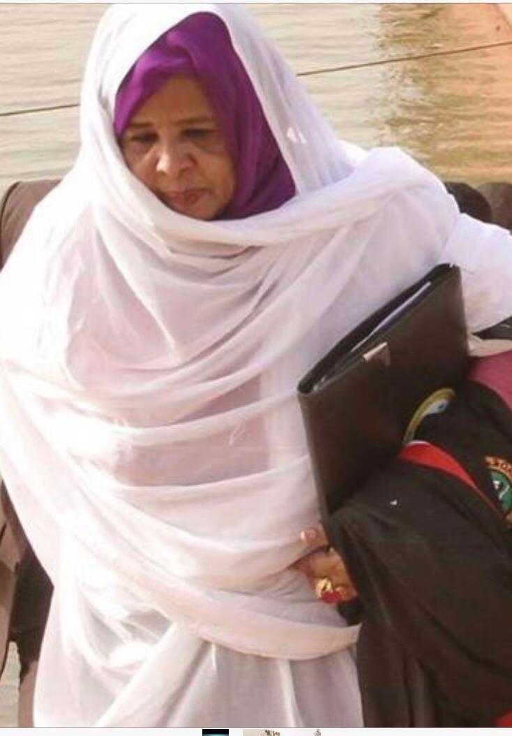 من هي القاضية نعمات عبد الله محمد خير رئيسة القضاء المرشحة في السودان – ؟