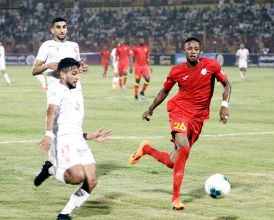 الوداد المغربي يهزم المريخ بهدفين في البطولة العربية