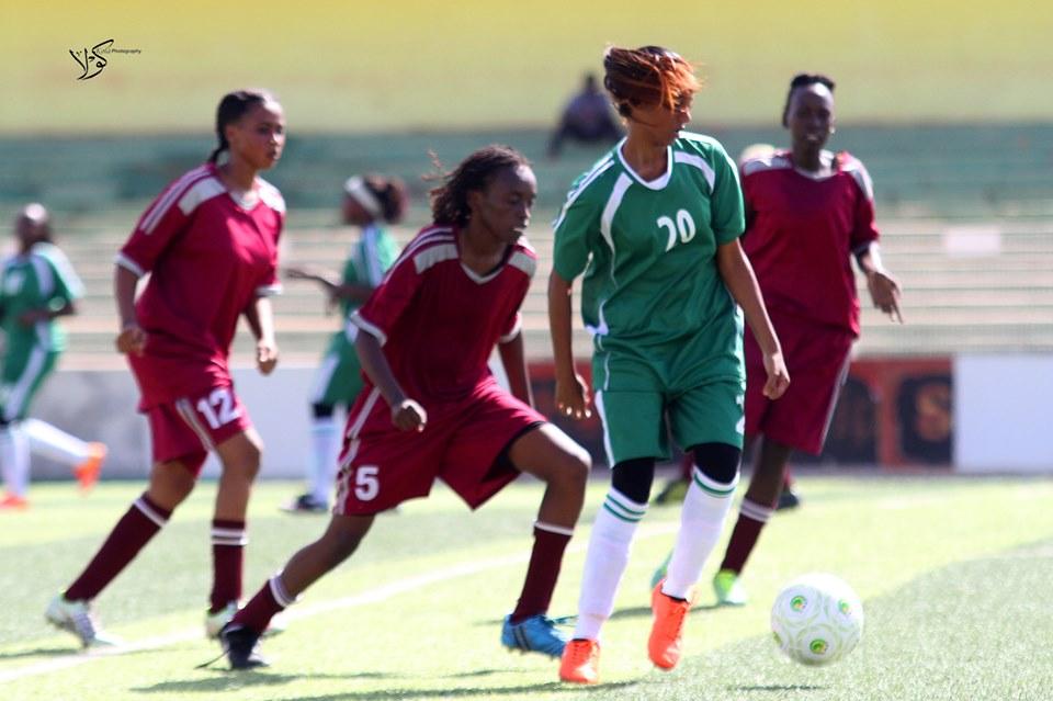 الدفاع يضرب الكرنك بدستة اهداف في دوري السيدات
