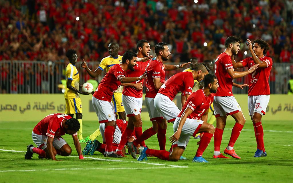 فايلر يكلف مساعديه بإعداد تقارير عن منافسي الأهلي المصري بدور المجموعات
