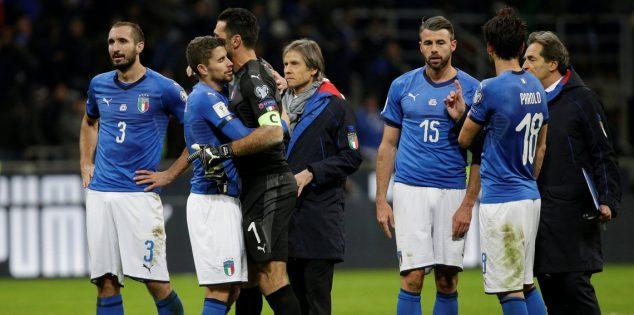 إيطاليا تترشح ليورو 2020 بصعوبة