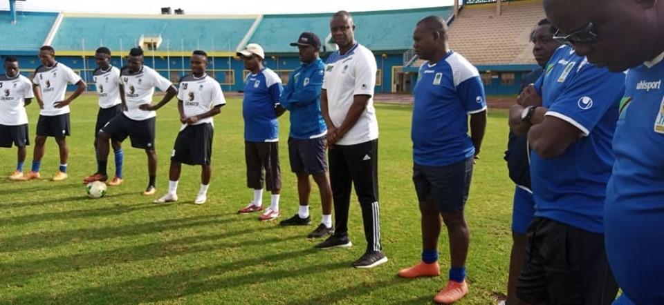 منتخب تنزانيا يصل الاربعاء للخرطوم
