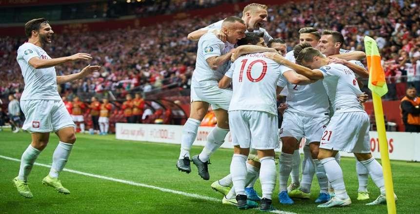 بولندا رابع المتأهلين ليورو 2020 بالفوز على مقدونيا