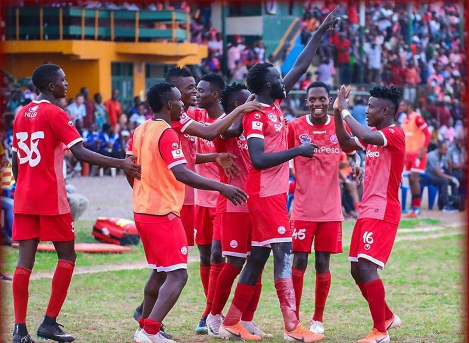 انجاز جديد لشيبوب في الدوري التنزاني
