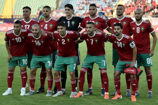 الجابون تضرب المغرب بثلاثية في مراكش
