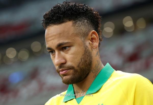 نيمار يتسبب في ازمة بين البرازيل وسان جيرمان