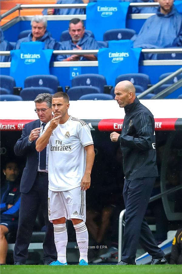 هازارد يكشف تفاصيل انتقاله للريال