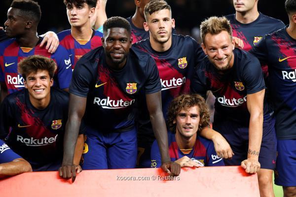 اتلتيكو يغازل لاعب برشلونة