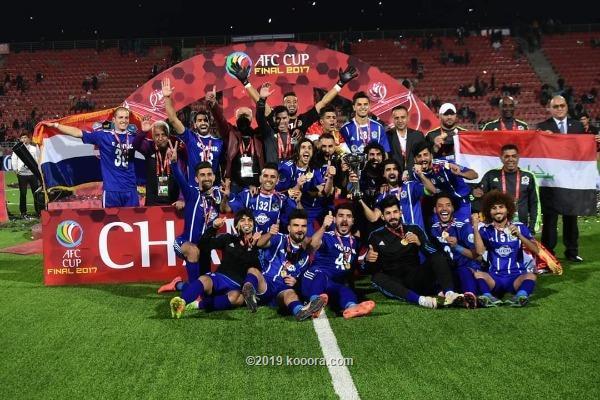 العرب يسيطرون على كأس الاتحاد الآسيوي والعهد أمام مهمة تاريخية