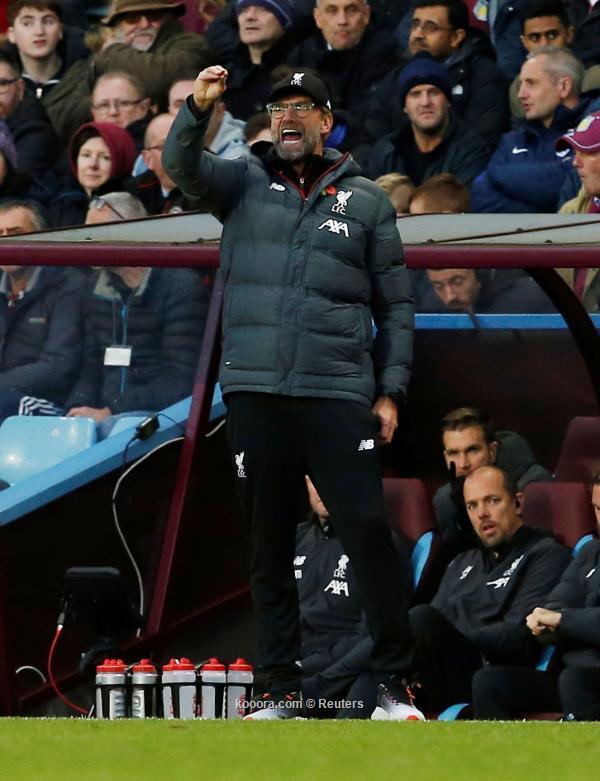 كلوب:ليفربول محظوظ لكنه استحق الفوز