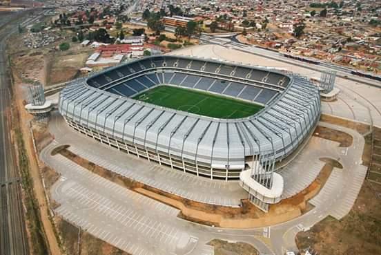 جنوب إفريقيا تختار ملعب اورلاندو لمواجهة السودان