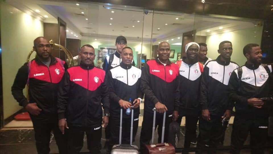 غانا تشعل مباراة السودان وجنوب إفريقيا