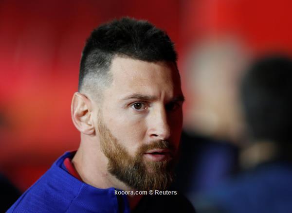 برشلونة يطلب ميسي تمديد عقده