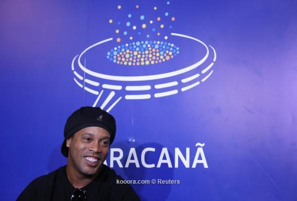 رونالدينيو: اتمنى نيمار بقميص برشلونة مجددًا