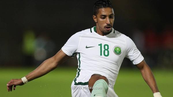 المنتخب السعودي يفقد الدوسري أمام قطر