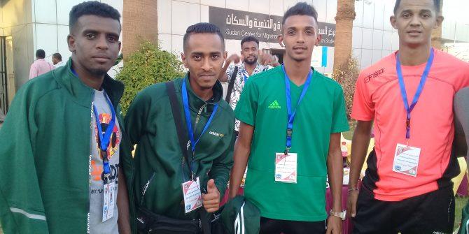 وصول 16 لاعبا سودانيا من ليبيا يغرض الانضمام الى اندية الممتاز
