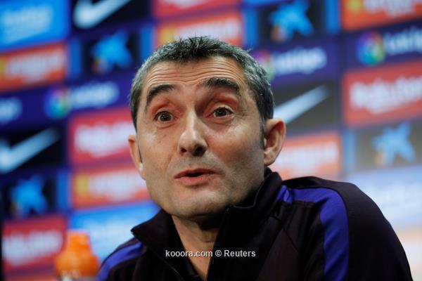 مدرب برشلونة يجهز مفاجأة للسوبر الإسباني