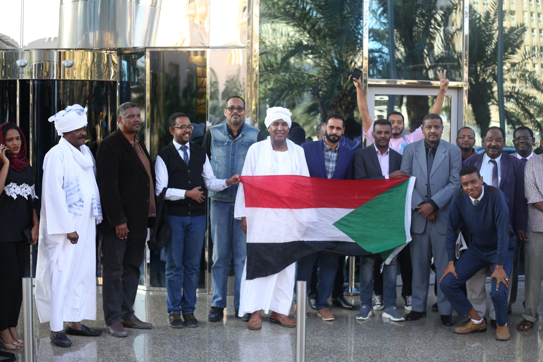 رابطة اهل الهلال بالدوحة تحتفل بالاعلاميين المشاركين في خليجي 24