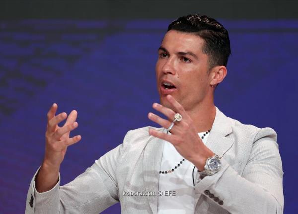 جلوب سوكر: رونالدو افضل لاعب في العالم