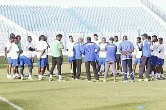 الهلال يعود للتدريبات إستعدادا لمواجهة بلاتينيوم في المجموعات