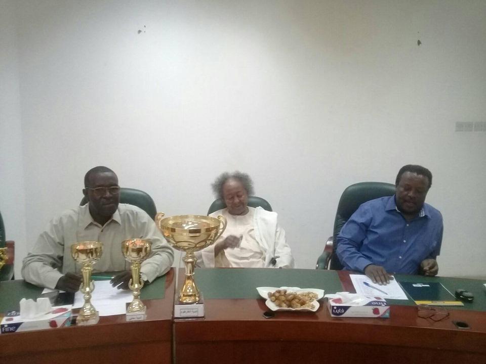 لجنة المنتخبات تلتقي شداد وقادة الاتحاد