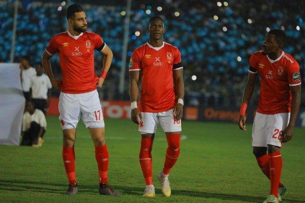الاهلي:ننتظر تقرير الحكم عن احداث مباراة ام درمان