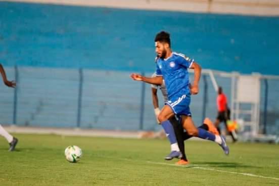 العراقي عماد محسن يفشل في هز الشباك في اربع مباريات