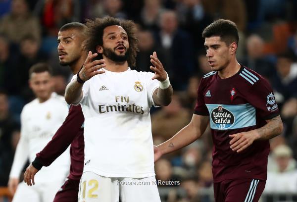 ريال مدريد يسقط في فخ التعادل امام سيلتافيجو