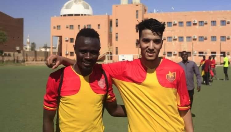 المريخ يختبر لاعبا تونسيا بطلب من المسلمي