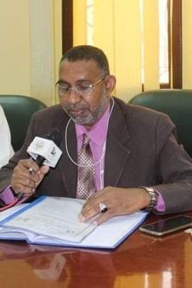 لجالية السودانية بالدمام تكرم مولانا عبدالعزيز سيد أحمد