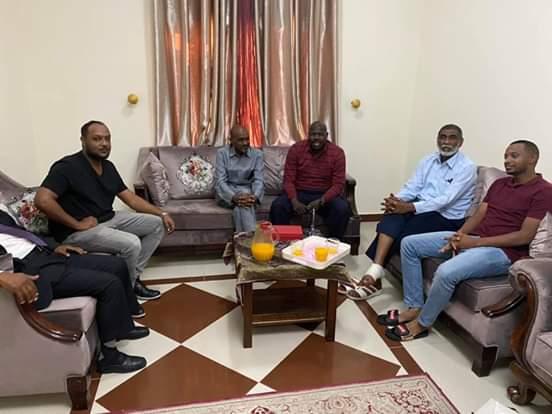 اكاديمية السودان الرياضية تكرم عصام محمد نور