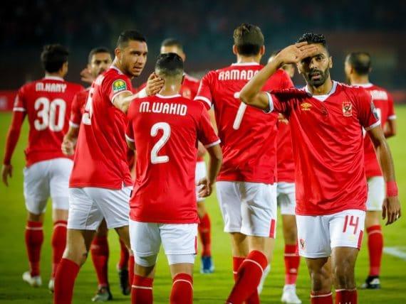 الاهلي المصري يتعادل مع صن داونز ويترشح لنصف نهائي الابطال