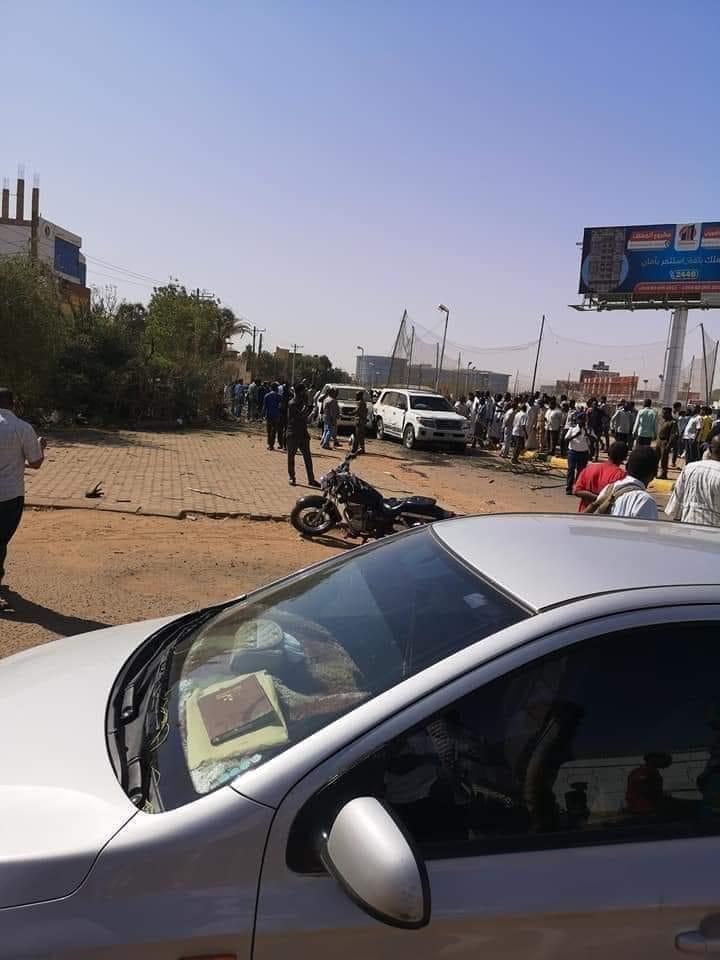 السيارة المفجرة تتبع لمجلس الوزراء